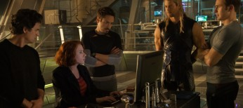 Photos: Avengers Reassemble for 'Age of Ultron'