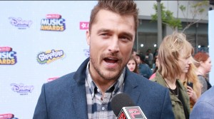 Chris Soules on the red carpet of the 2015 Radio Disney Music Awards held at the Nokia Theatre n Los Angeles on Saturday, April 25, 2015. ©Front Row Features/Pacific Rim Video.