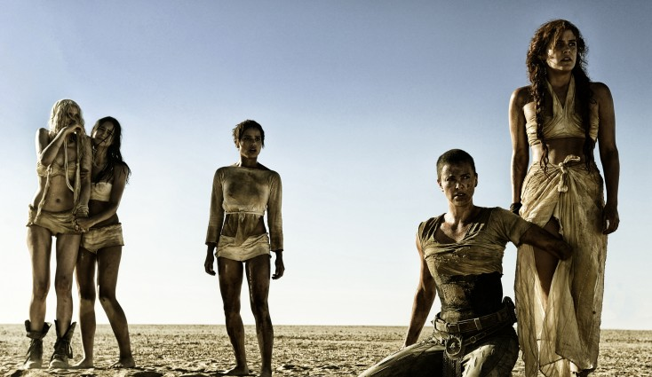 "Zoe Kravitz Is the Toast of 'Mad Max"" Remake"