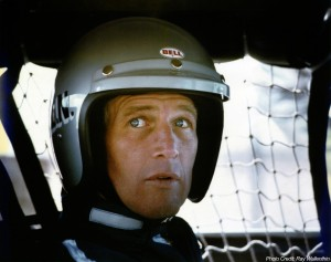 Actor Paul Newman is the subject of Adam Carolla's documentary WINNING: THE RACING LIFE OF PAUL NEMWAN. ©Ray Wallenthin.