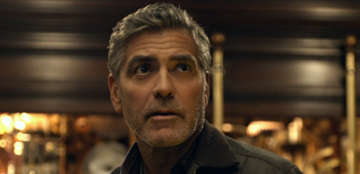 Photos: George Clooney Tackles 'Has-Been' Character in 'Tomorrowland'