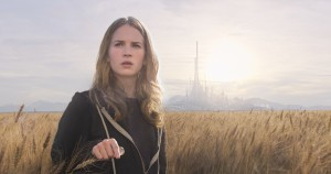 Britt Robertson stars as Casey in Disney's TOMORROWLAND. ©Disney Enterprises.