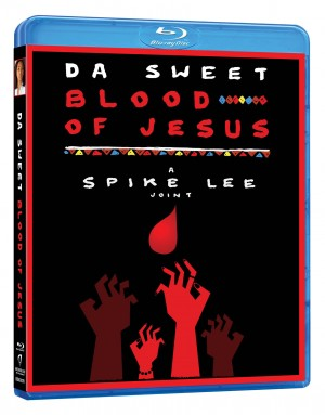 DA SWEET BLOOD OF JESUS. (Blu-ray/DVD Art). ©Anchor Bay.