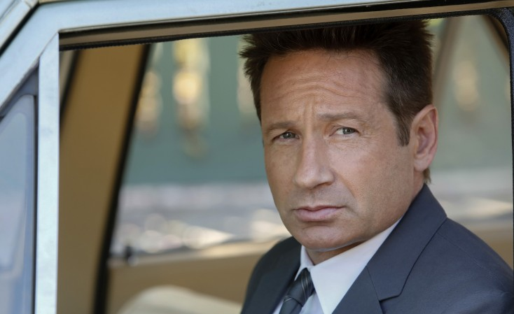 Duchovny on Manson's Trail in NBC's 'Aquarius'