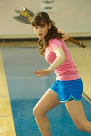 Hailee Steinfeld stars in BARELY LETHAL. ©DirecTV.