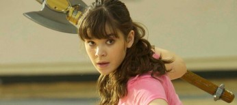 Photos: Steinfeld Has Comedy in her Sights with 'Barely Lethal'