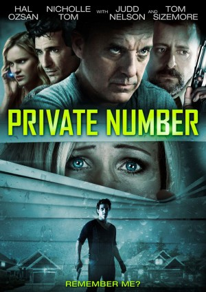 PRIVATE NUMBER. (DVD Art). ©Arc Entertainment.