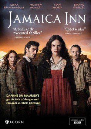 JAMAICA INN. (DVD Artwork). ©Acorn.