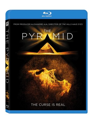 THE PYRAMID. (Blu-ray Cover Art). ©20th Century Fox.