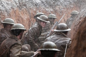 (center) Kit Harrington stars as Roland Leighton in TESTAMENT OF YOUTH. ©Sony Pictures Classics. Laurie Sparham.