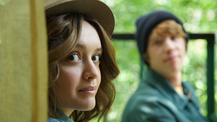 'Bates Motel's' Olivia Cooke Plays Another 'Dying Girl'
