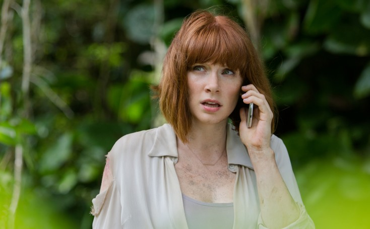 EXCLUSIVE: Bryce Dallas Howard's Well-Heeled Role