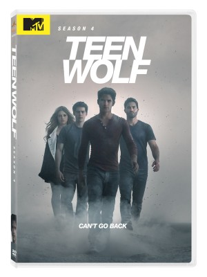 TEEN WOLF: SEASON 4 - CAN'T GO BACK. (DVD Artwork). ©MTV.