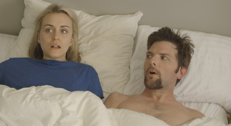Photos: 'Overnight,' more 'Orange' Due for Taylor Schilling