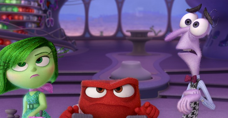 Nothing to Fear with Bill Hader in 'Inside Out'