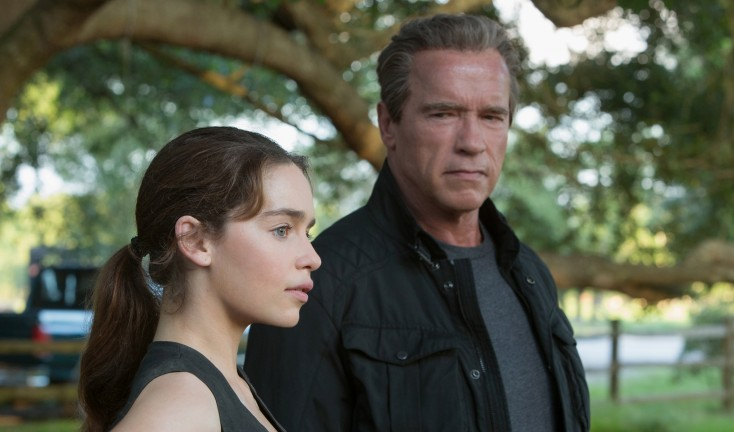 Photos: He's Back: Schwarzenegger Returns to 'Terminator' Franchise