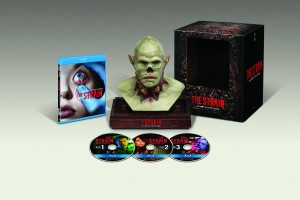 THE STRAIN: THE COMPLETE FIRST SEASON (Premium Package Artwork). ©20th Century Fox.
