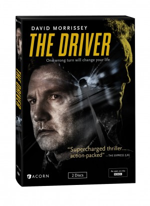 THE DRIVER. (DVD Artwork). ©Acorn/BBC.