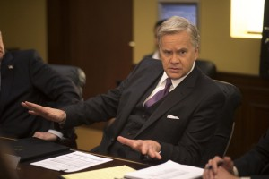 Tim Robbins stars in THE BRINK. ©HBO. CR: Merie W. Wallace.
