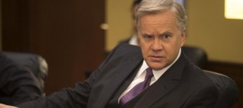 Tim Robbins Gets Political on 'The Brink'
