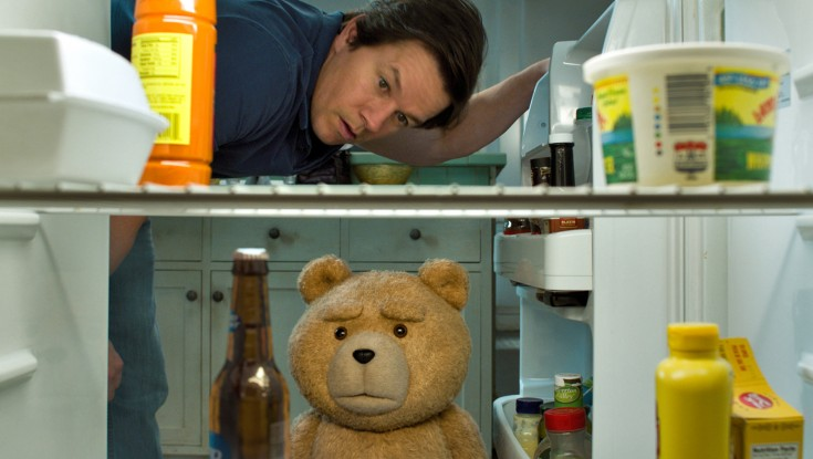 Photos: Mark Wahlberg Reprises Role in 'Ted 2'