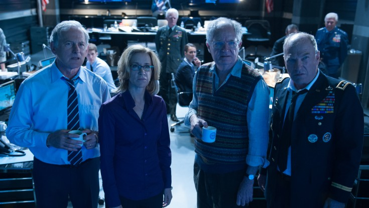 Photos: EXCLUSIVE: A 'Flash' of Victor Garber in Two Features Films