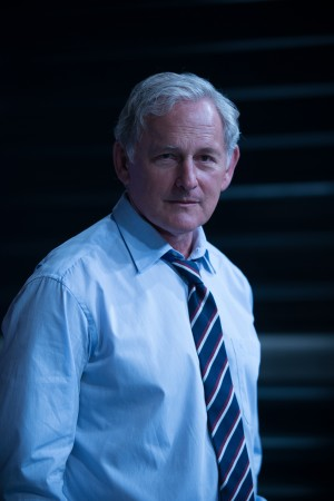 "Victor Garber as The Vice-President in the action film ""BIG GAME."" ©EuroCorp. CR: Stephanie Kulbach."