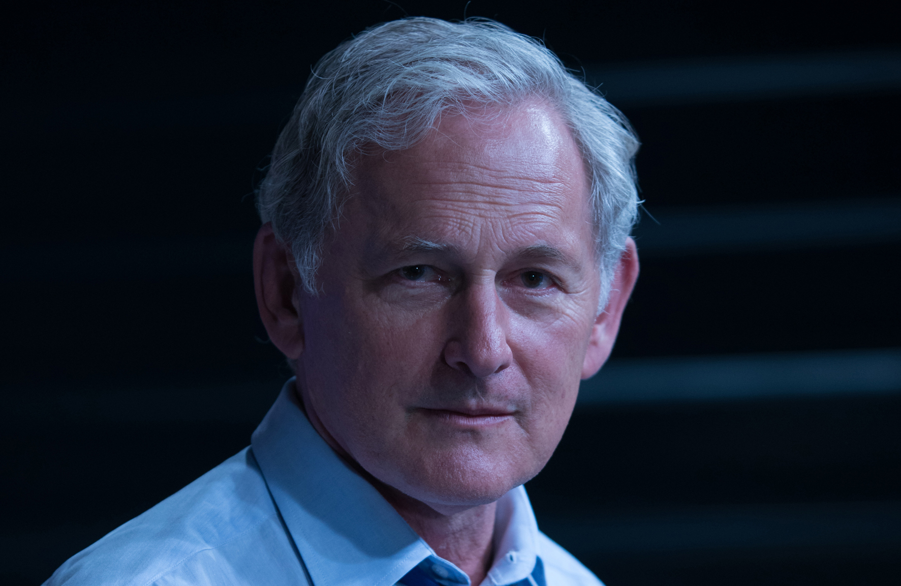 Exclusive A Flash Of Victor Garber In Two Features