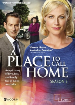 A PLACE TO CALL HOME SEASON 2. (DVD Artwork). ©Acorn.