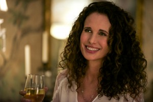 Andie MacDowell as Nancy in MAGIC MIKE XXL. ©Warner Bros. Entertainment. CR: Claudette Barius.