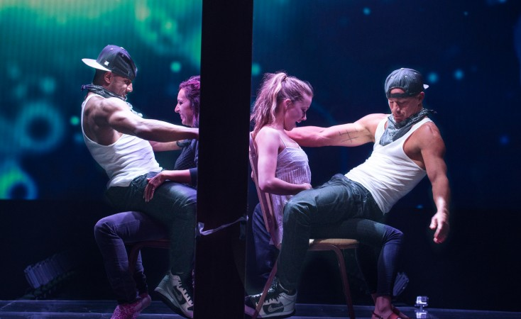 The Ladies of 'Magic Mike XXL'
