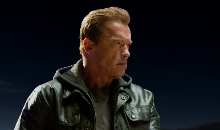 He's Back: Schwarzenegger Returns to 'Terminator' Franchise