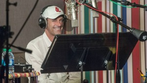 JON HAMM voices Herb Overkill, Scarlet's evil scientist husband, in MINIONS. ©Universal Studios. CR: Suzanne Hanover.