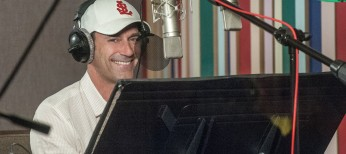 Jon Hamm Goes Hipster in 'Minions'