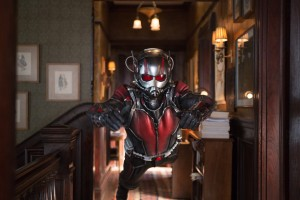Paul Rudd stars as Scott Lang/Ant-man in MARVEL'S ANT-MAN. ©Marvel. Cr: Zade Rosenthal.