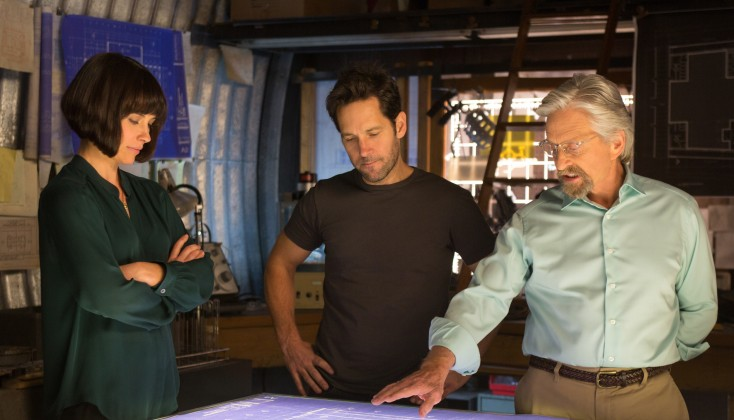 Marvel Goes Street-Level With 'Ant-Man'