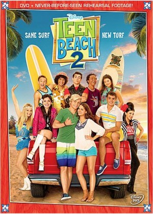 TEEN BEACH MOVIE 2 (DVD Artwork). ©Disney.