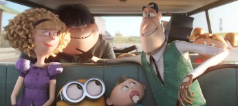 Allison Janney Plays 'Progressive' Mom in 'Minions'