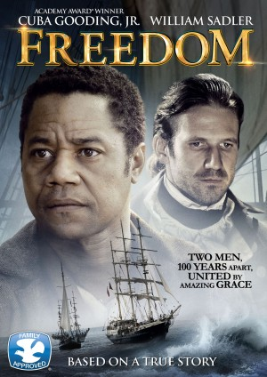 FREEDOM. (DVD Artwork0. ©Arc Entertainment,