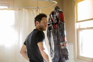 Paul Rudd stars as Scott Lang/Ant'man in MARVEL'S ANT-MAN. ©Marvel. CR: Zade Rosenthal.