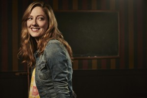 Judy Greer as Lina in MARRIED. ©FX Network. CR: James Minchin/FX