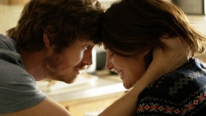 (l-r) Anderson Holm and Cobie Smulders stars in UNEXPECTED. ©Film Arcade.