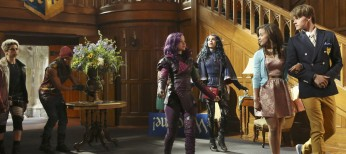Photos: EXCLUSIVE: Dove Cameron Gets Wicked in 'Descendants'