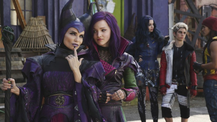 EXCLUSIVE: Dove Cameron Gets Wicked in 'Descendants'