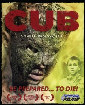 CUB (DVD Artwork). ©Artsploitation Films.