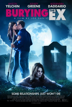 BURYING THE EX. (DVD Artwork). ©Image Entertainment.