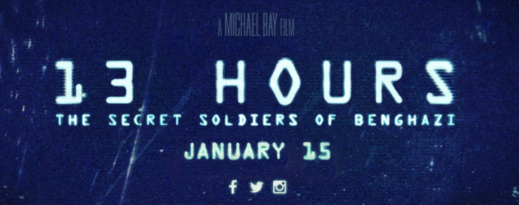 Paramount Unveils Michael Bay's '13 Hours: The Secret Soldiers of Benghazi' Trailer