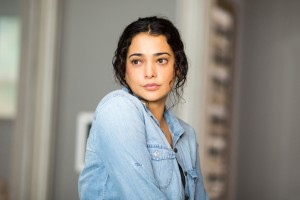 Natalie Martinez stars as Madeline a single mother uncovering a mystery, in SELF/LESS. ©Gramercy Pictures. CR: Alan Markfield.