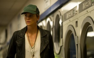 Charlize Theron stars in DARK PLACES. ©A24 Films. CR: Doana Gregory.