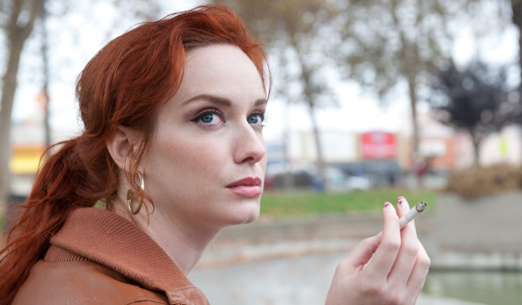 Christina Hendricks Goes from Agency to 'Dark Places'